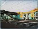 ЖД вокзал Улан-Удэ взгляд изнутри