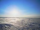 Солнце встало на Байкале. Январь 2017