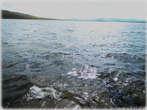 Торма. Озеро в Бурятии