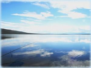 Озеро Торма в Бурятии.