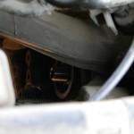 Гнездо масляного фильтра двигателя внутренего сгорагния
