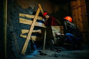 Заброшенная шахта - квест в Улан-Удэ, Атмосфера на Гагарина