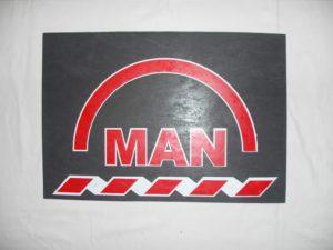 Брызговики для МАН