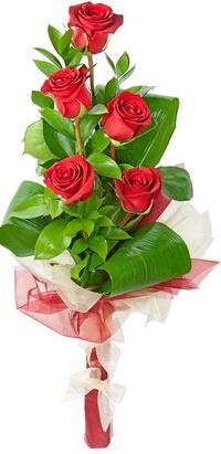 Букет из роз, доставка цветов