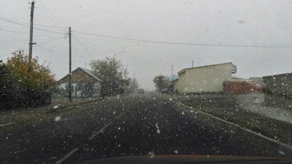 Погода в Бурятии