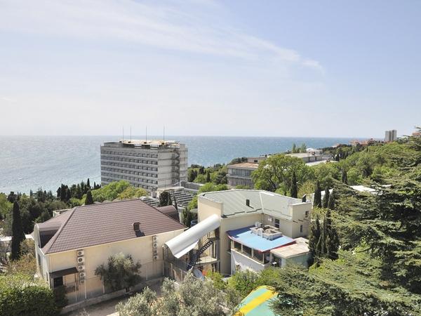 санатории Кореиза, Крым, Ялта