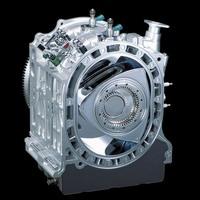Как работает двигатель Ванкеля?