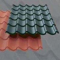 металлочерепица. для крыши из металлочерепицы