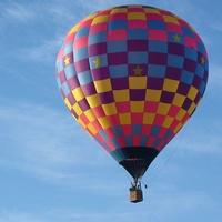 полеты на шаре
