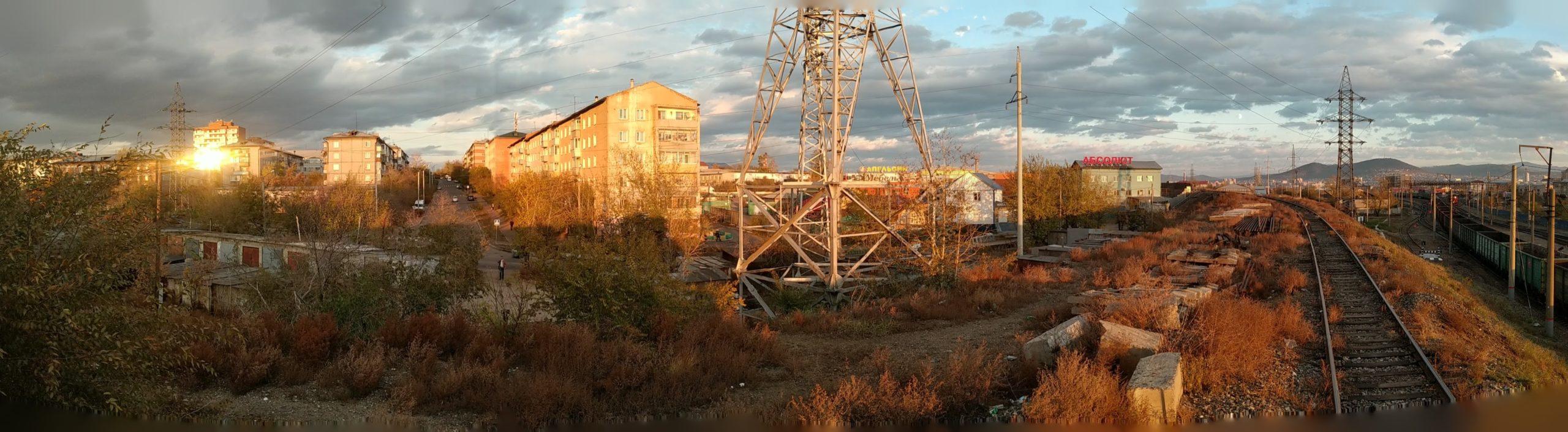 Панорамные фото. В Улан-Удэ