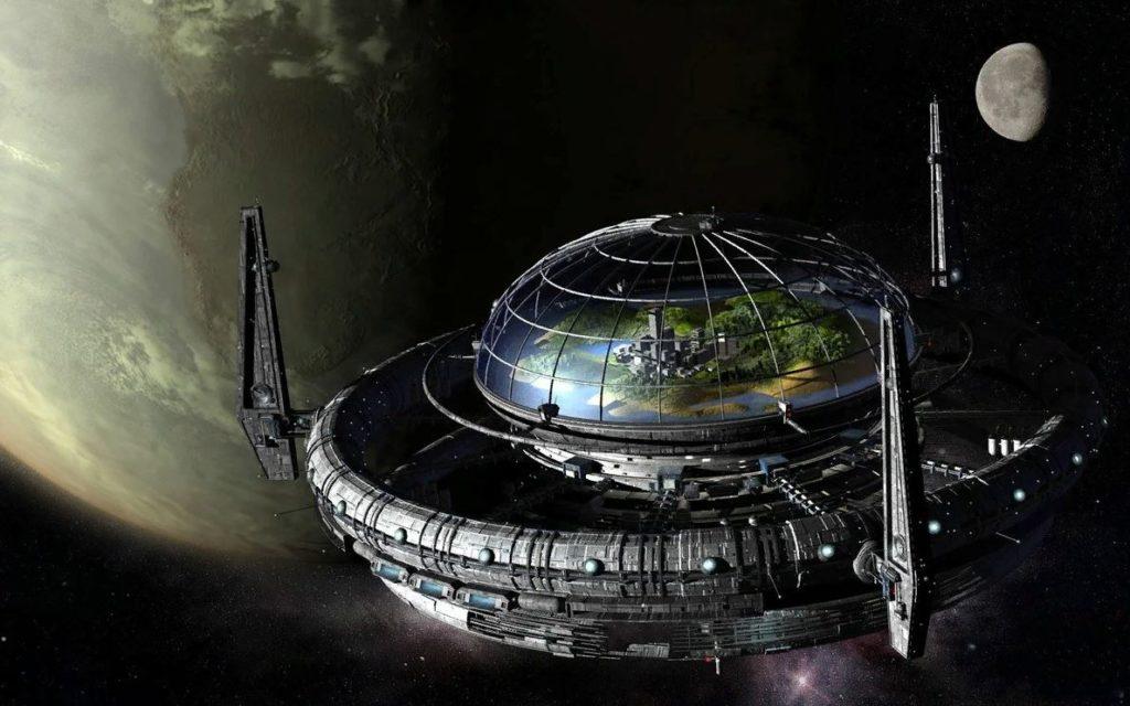 КР-II космическая разведка