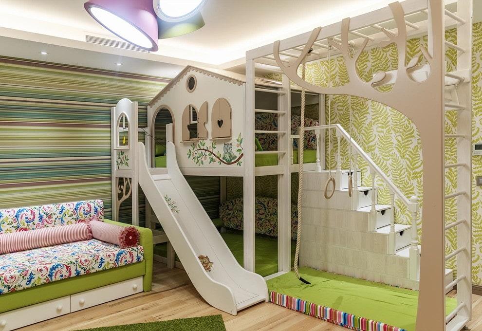 детская комната дошкольника